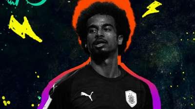 Goal 25 2020 16 Akram Afif Al-Sadd Qatar