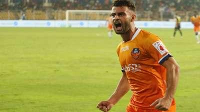 Hugo Boumous v Hyderabad FC
