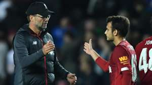 Klopp challenges 'hungry' Liverpool youngsters to shine against Arsenal
