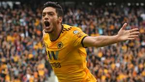 Raul Jimenez Wolves