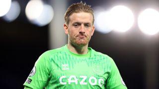 Jordan Pickford Everton 2020-21