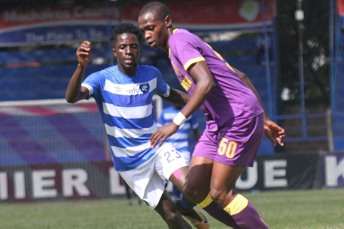 For good results, AFC Leopards must always give their best' - Kimani |  Goal.com