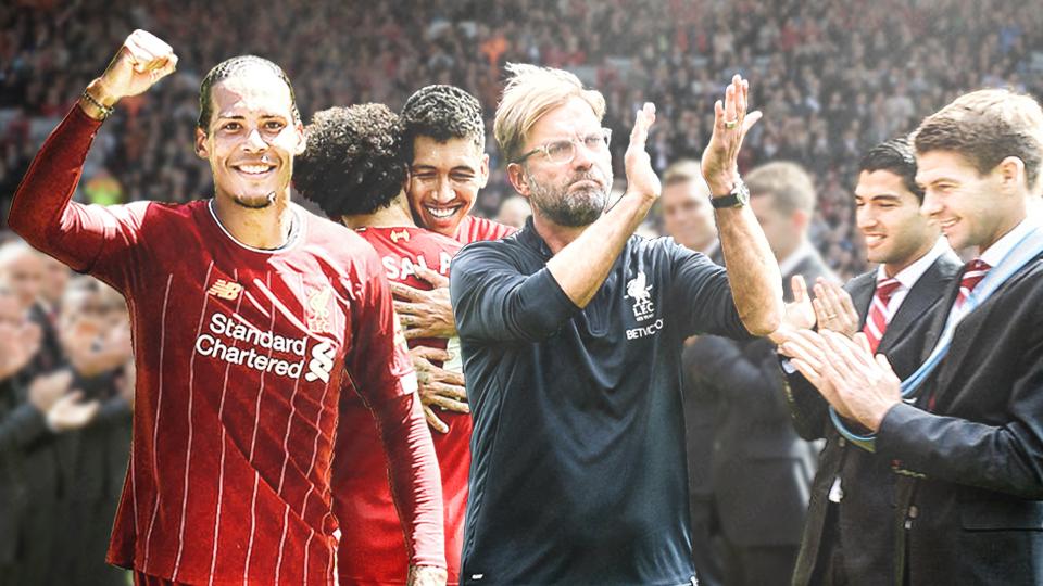 """Klopp : """"Les Reds attaqueront la défense du titre de Premier League"""""""