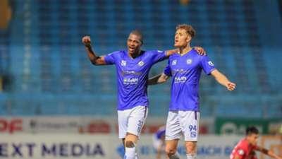 Ha Noi vs Sai Gon   V.League 2021