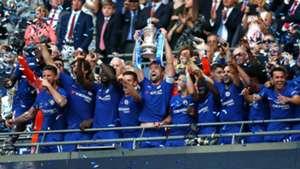 Chelsea lift FA Cup
