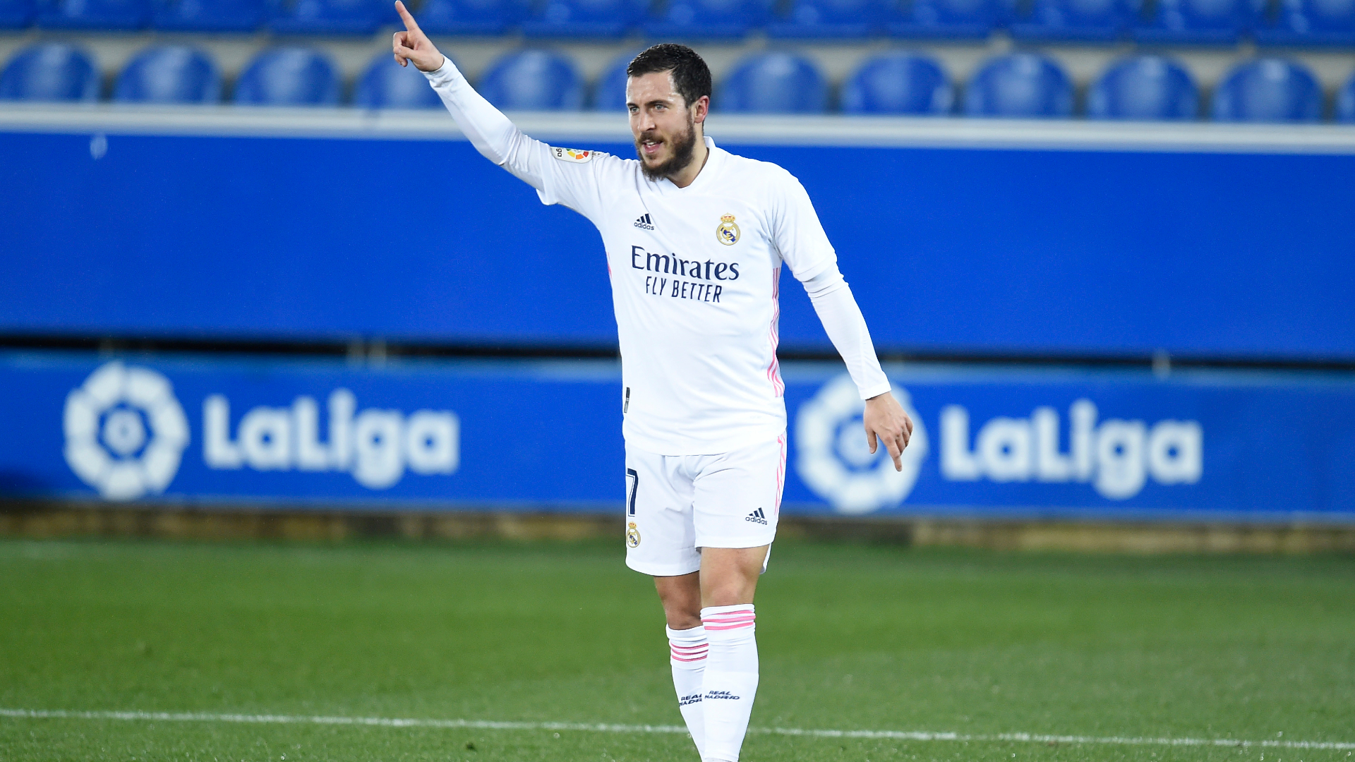 Zidane's assistant Bettoni urges patience with goalscorer Hazard at Real Madrid