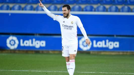 Kết quả Alaves 1-4 Real: Hazard, Benzema tỏa sáng