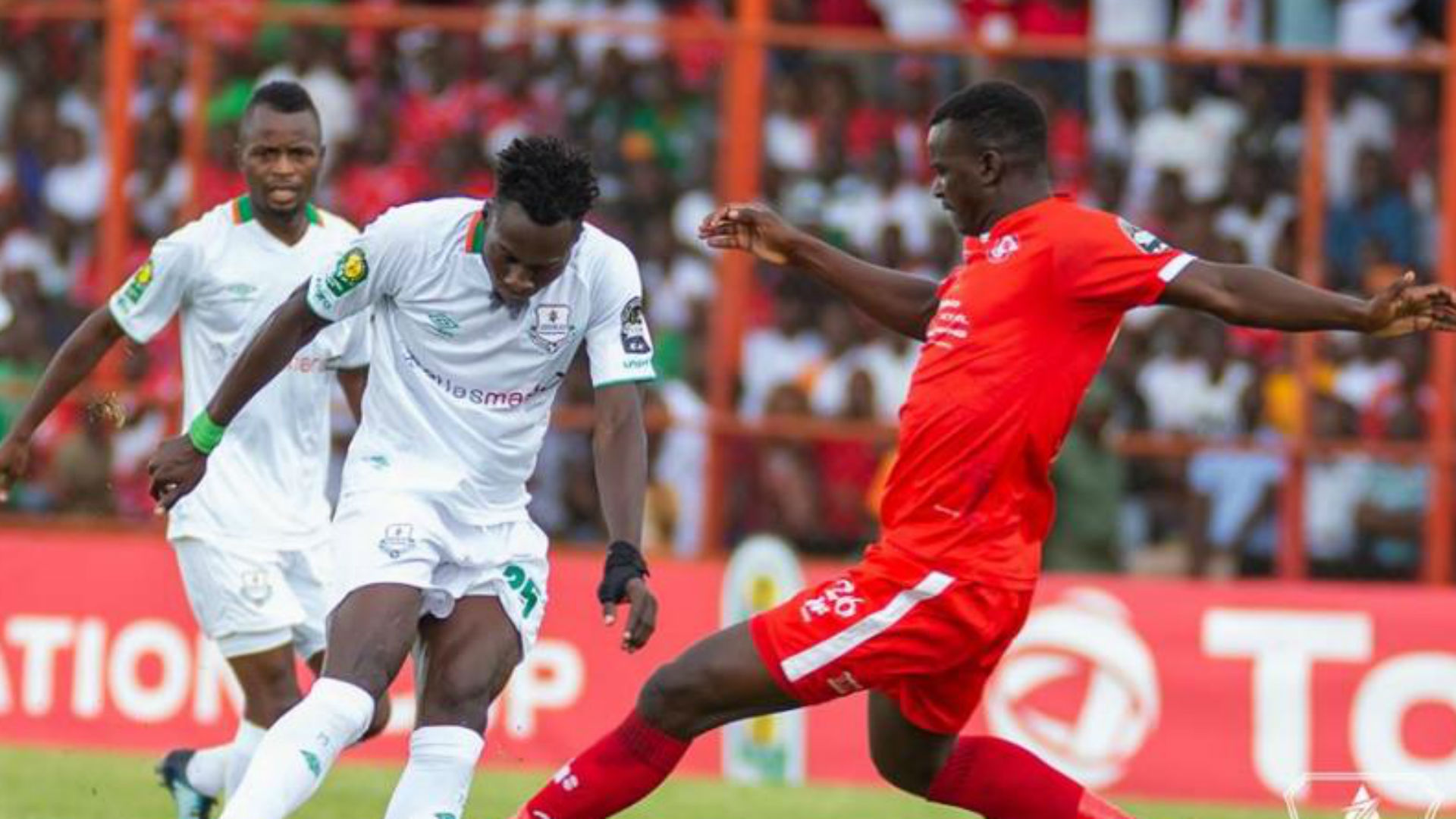 Revealed: How Lusaka Dynamos bought Otieno's AFC Leopards contract out