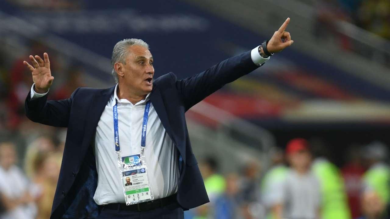 Tite Brazil World Cup 2018