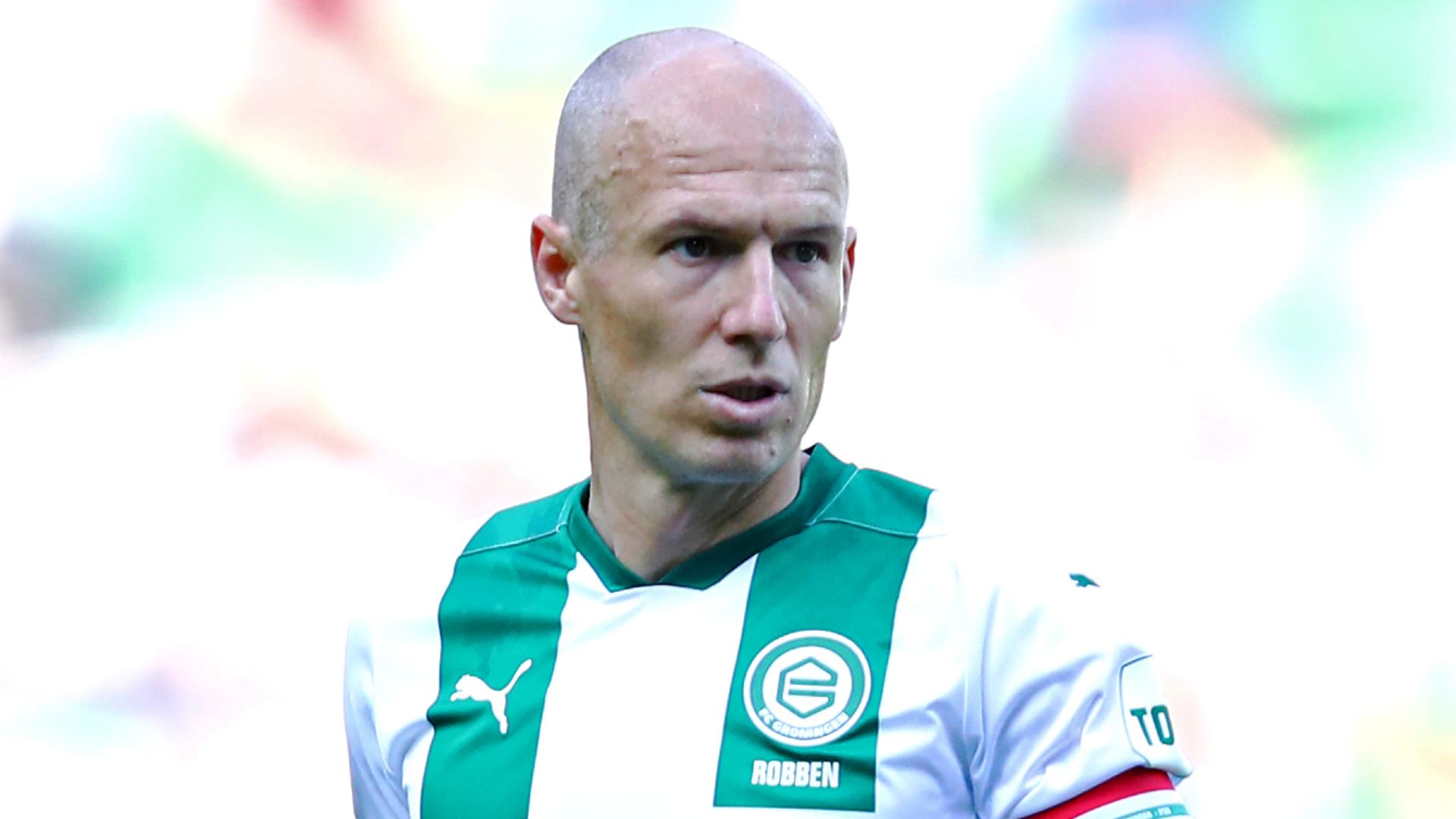 Ex-Bayern & Chelsea star Arjen Robben announces retirement at 37