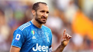 Giorgio Chiellini Parma Juventus