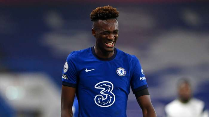 Tammy Abraham Chelsea vs Tottenham Premier League 2020-21