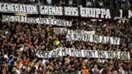 PSG Metz banners