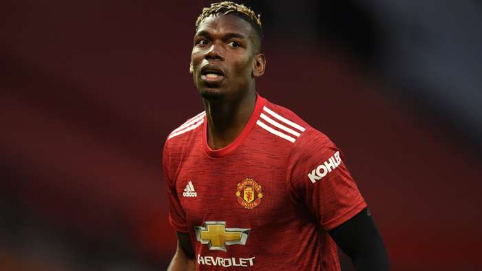 Paul Pogba 2020-21 Manchester United