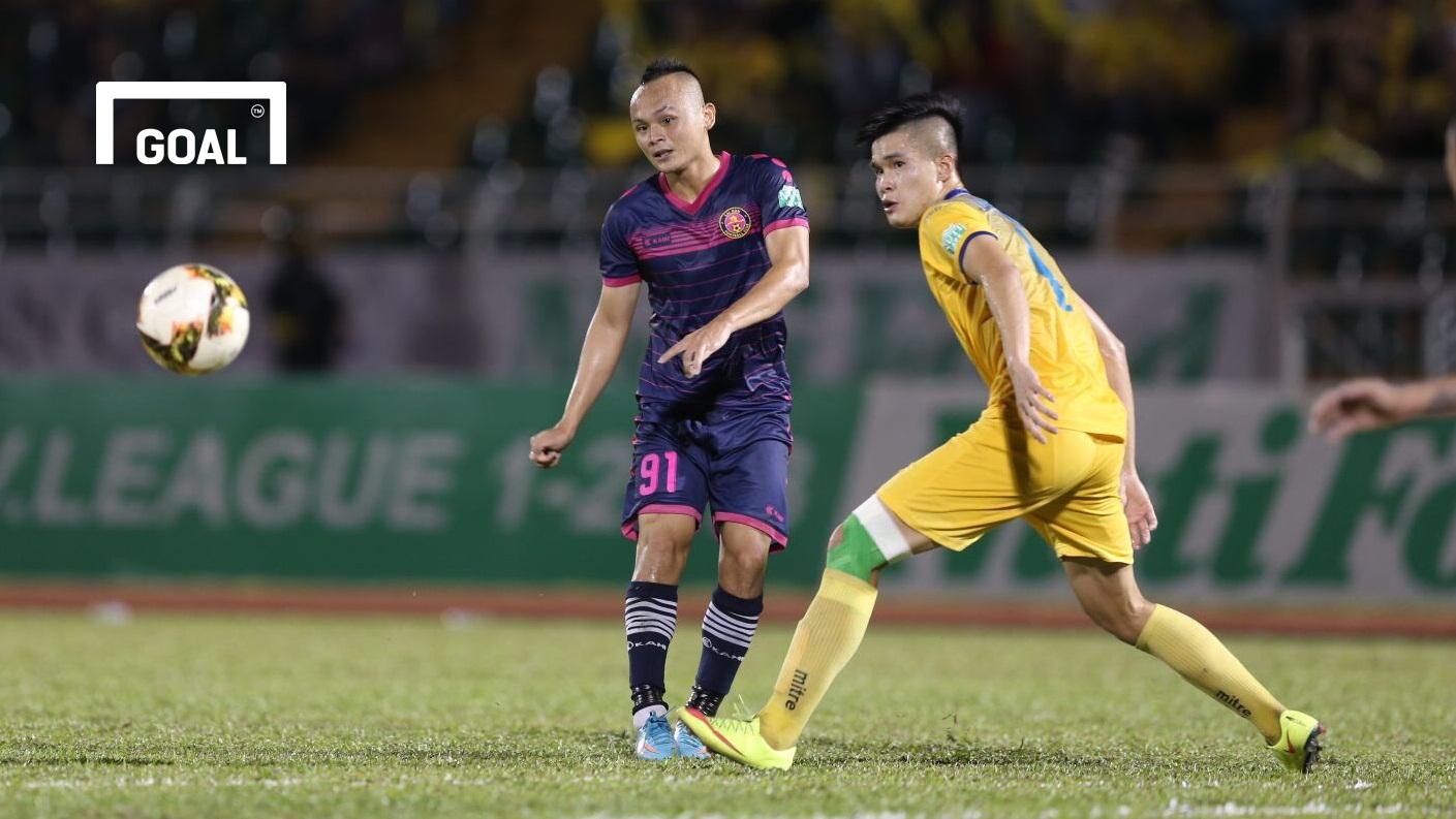 Sài Gòn FC FLC Thanh Hoá Vòng 18 V.League 2018