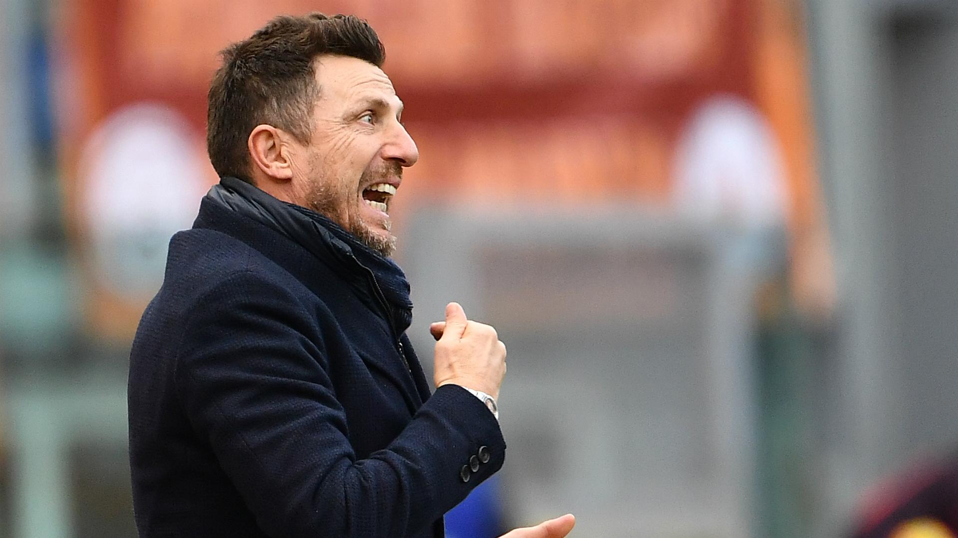 Zenga saluta il Cagliari: