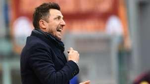 Eusebio Di Francesco Roma Torino Serie A