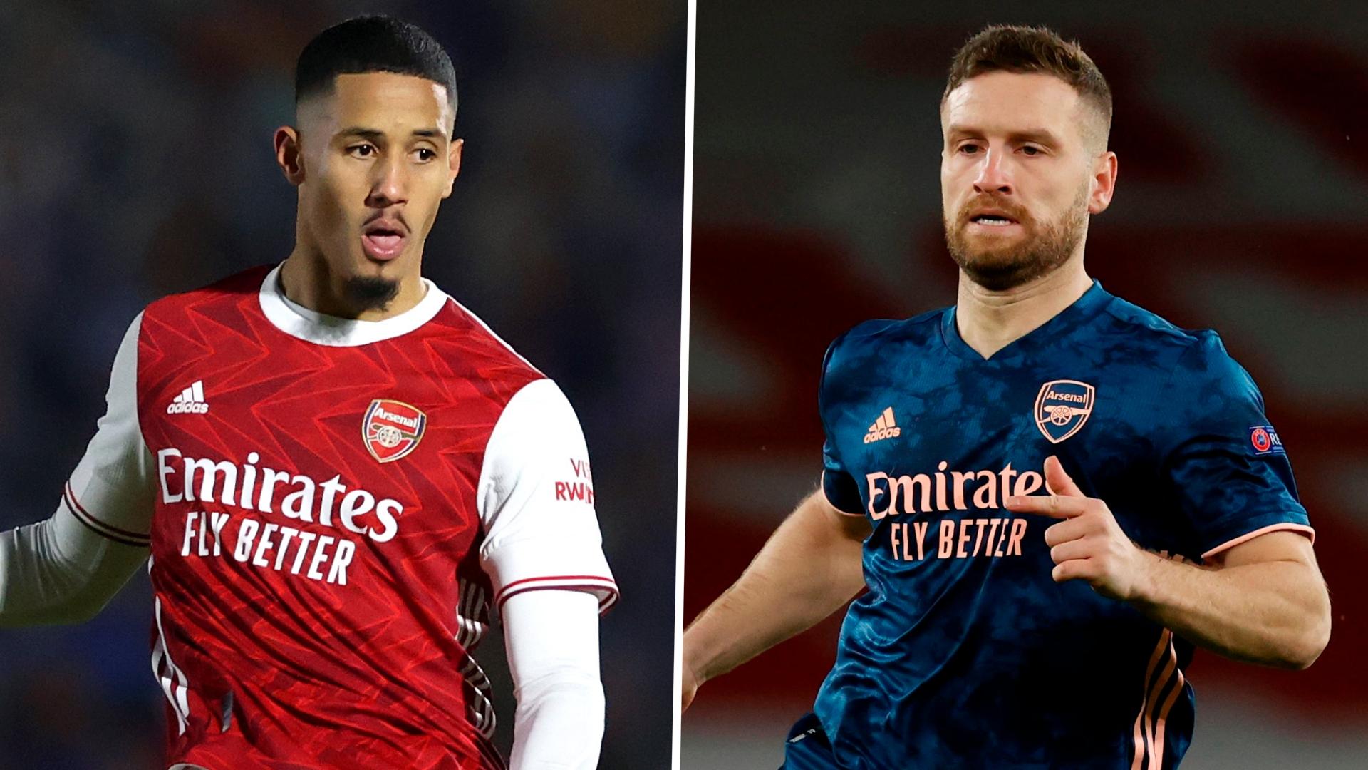 'Saliba loan makes no sense, give him Mustafi's minutes'– Campbell surprised by Arsenal transfer talk