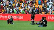 Orlando Pirates players dissapointed