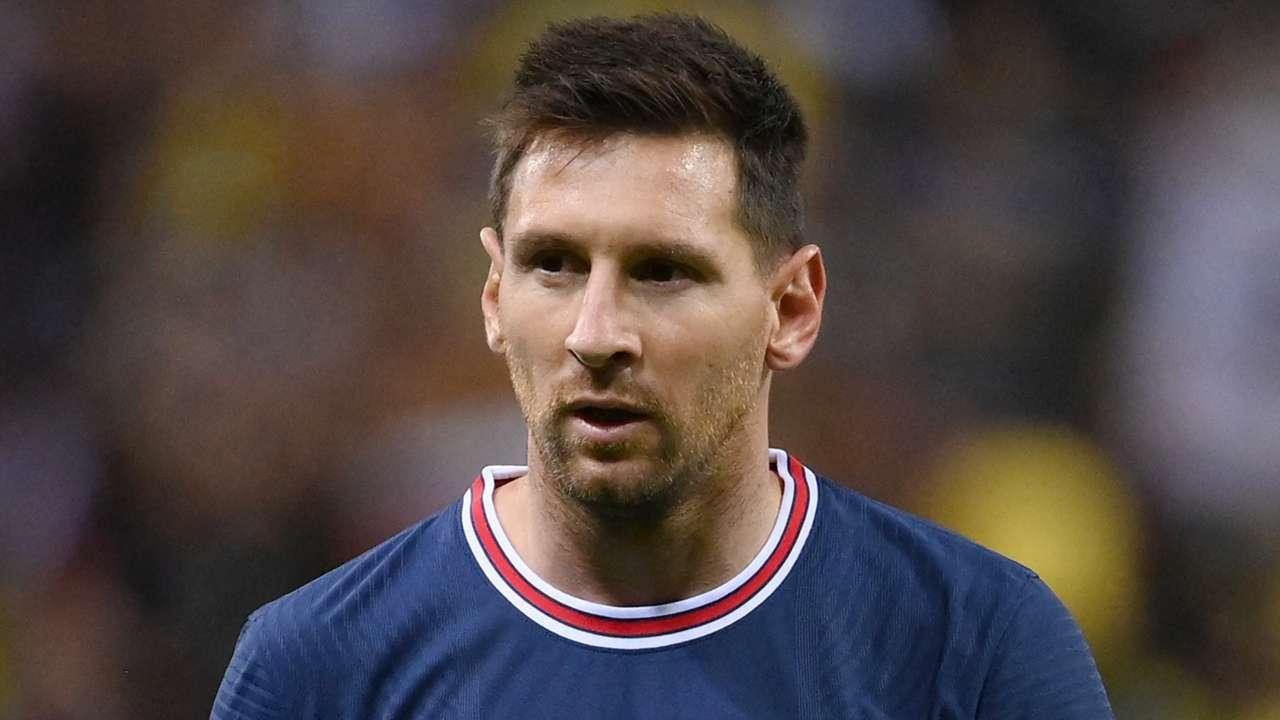 Lionel Messi, PSG 2021-22