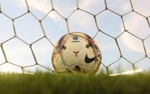 Imagem em destaque da bola da Copa Conmebol Libertadores