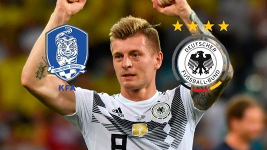 Deutschland Südkorea Live