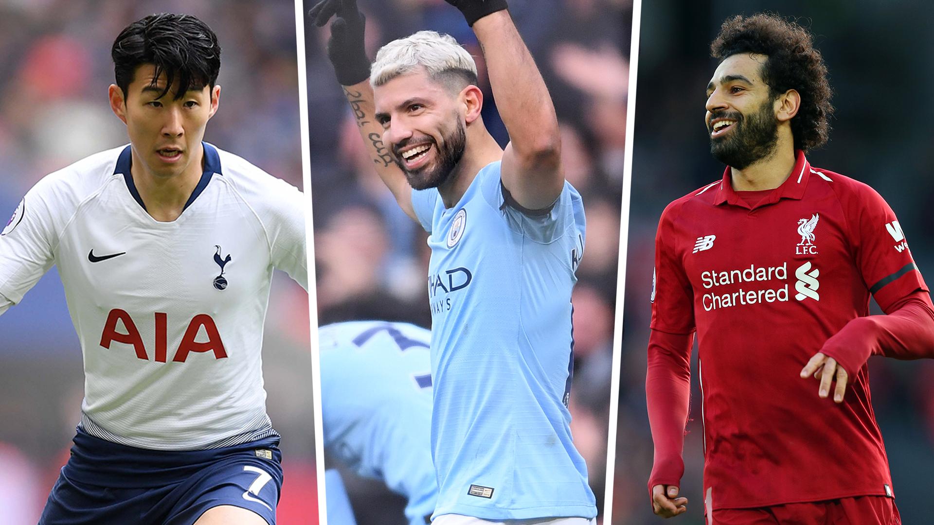 Premier League title race: The games left for Liverpool, Man City &  Tottenham