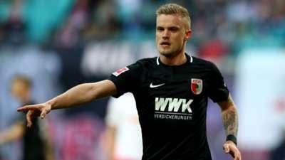 Philipp Max FC Augsburg 2019