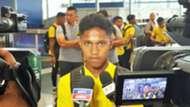 Nabil Qayyum Zainuddin, Malaysia U-15, 13092019