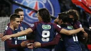 PSG Guingamp Coupe de France 24012018