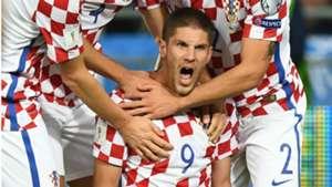 Andrej Kramaric Ukraine Croazia