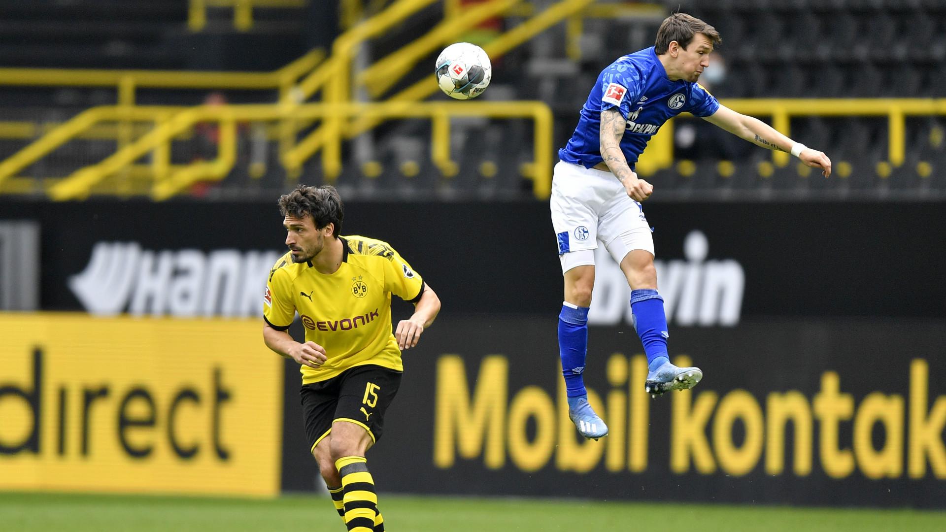 Höchster Derbysieg seit 54 Jahren! BVB überrollt Schalke 04: Revierderby im  TICKER zum Nachlesen