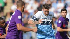 Sergej Milinkovic Savic Lazio Fiorentina Serie A