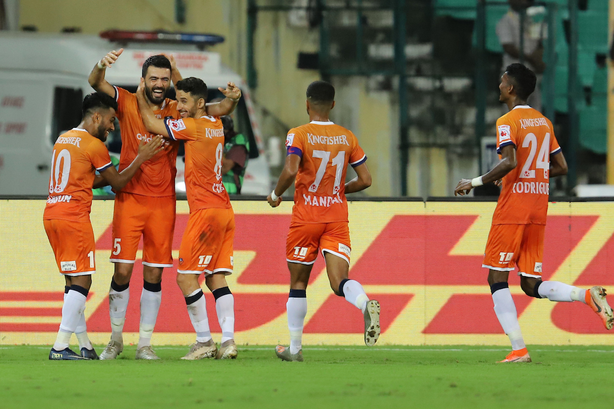 Chennaiyin vs FC Goa