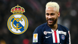 Neymar PSG Real Madrid 2019-20