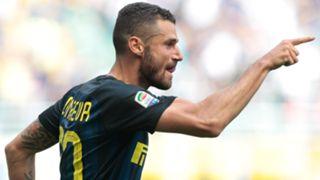 Antonio Candreva Inter Milan Serie A
