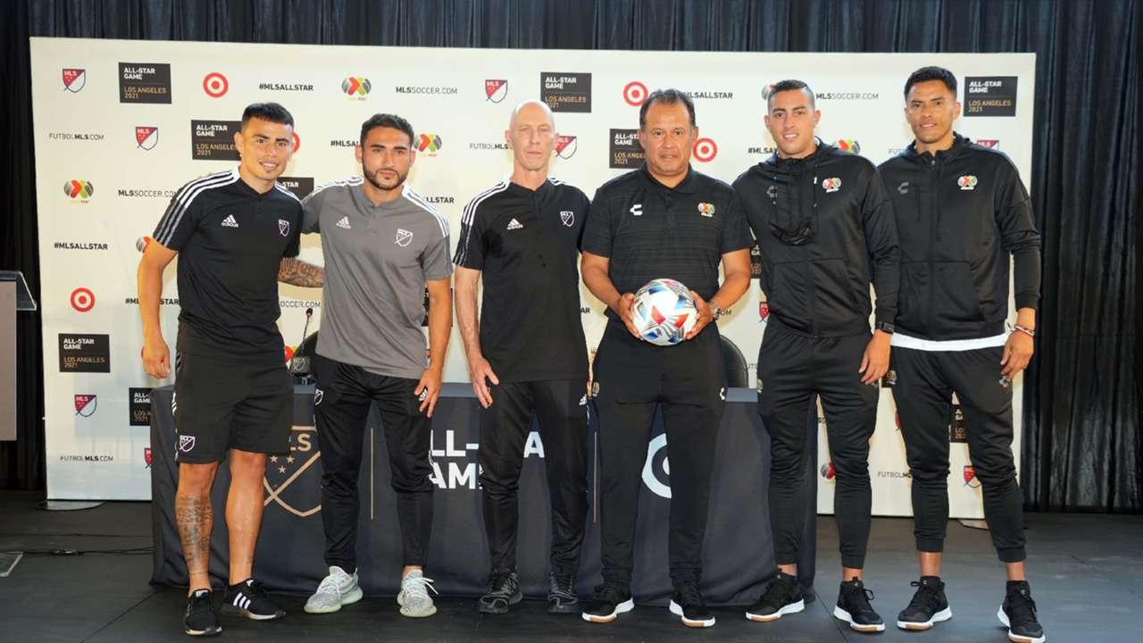 Liga MX MLS All-Stars