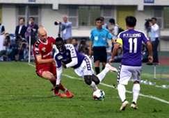 Pape Omar Faye Hanoi Binh Duong Vietnamese Super Cup 2019