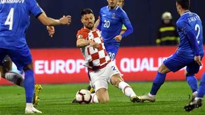 Josip Brekalo Croatia