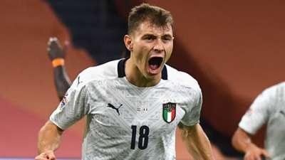 Euro 2020 Top 100 Nicolo Barella