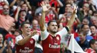 Sead Kolasinac Arsenal Chelsea Community Shield