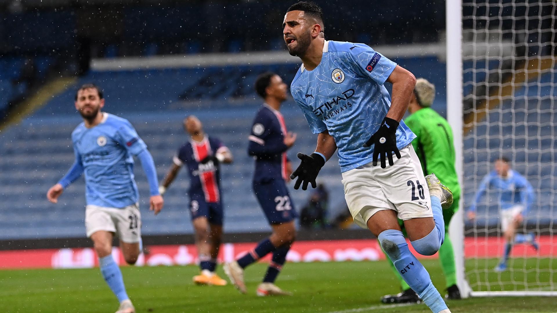 Mahrez: I want to finish my career at Manchester City