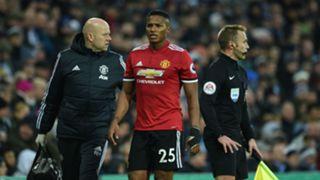 Antonio Valencia Manchester United West Brom