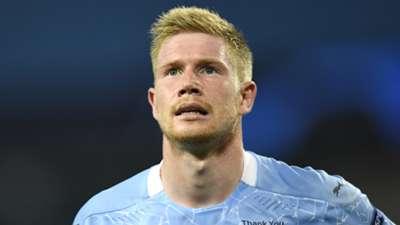 Kevin De Bruyne, Manchester City, Champions League 2020-21
