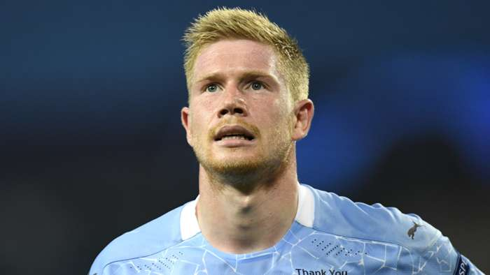 Kevin De Bruyne, Manchester City, Champions League 2020-21