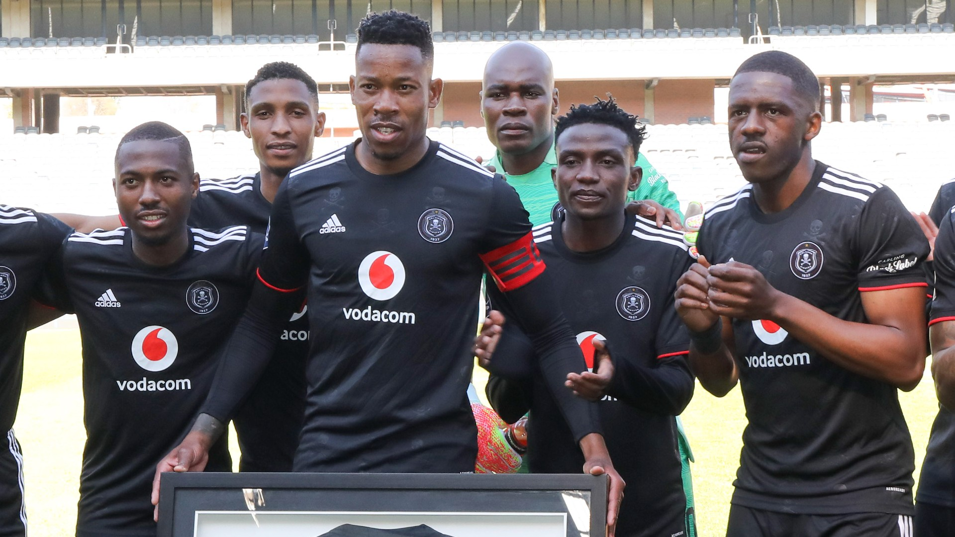 Caf Confederation Cup: How Orlando Pirates could start against Diables Noirs