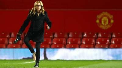 Julia Roberts - Manchester United- Old Trafford