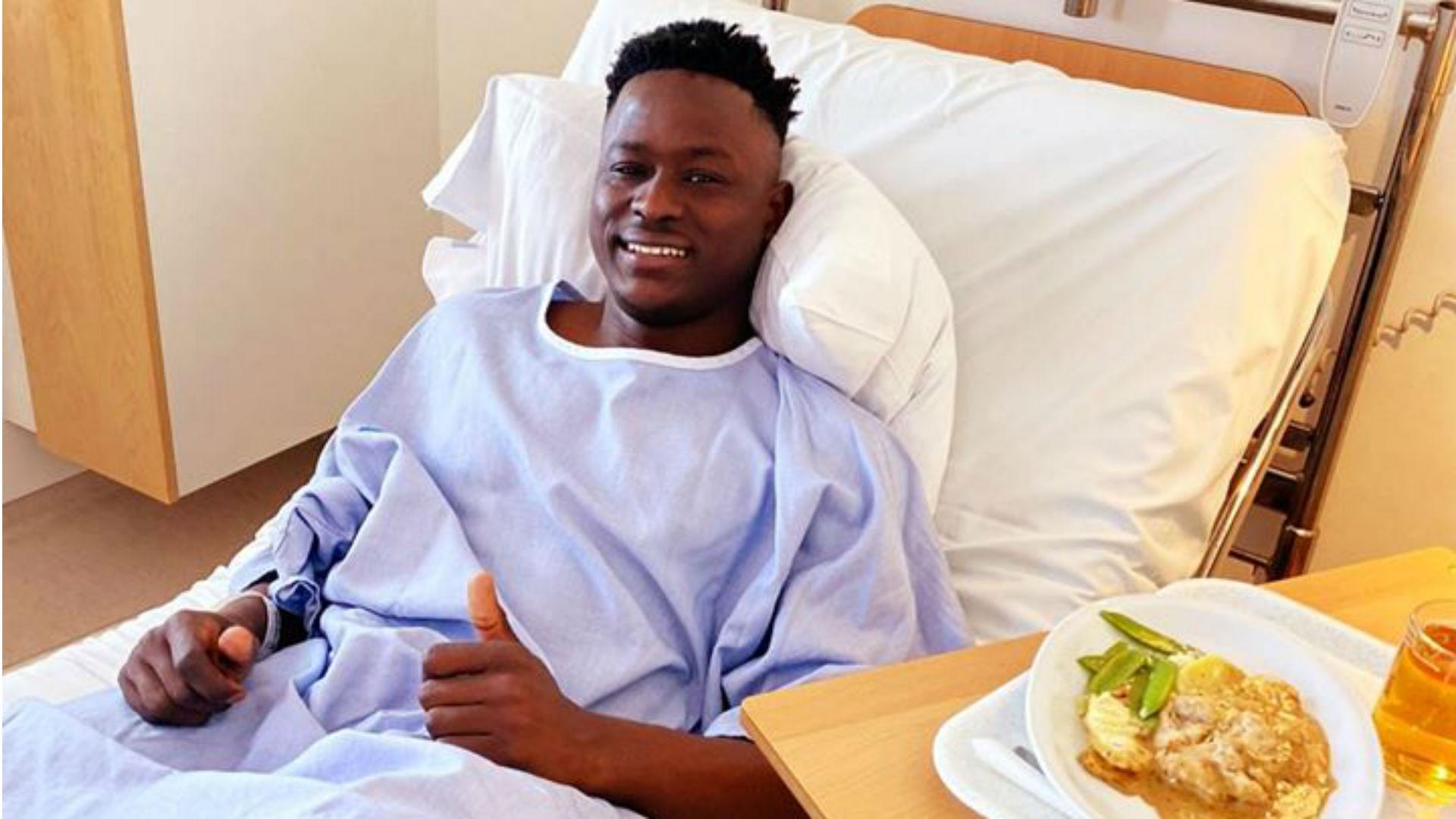 Ouma: Harambee Stars defender injured while training with AIK Fotboll