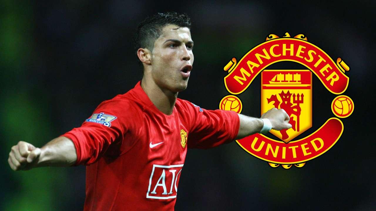 Cristiano Ronaldo Manchester United GFX