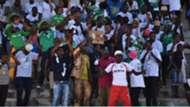 Gor Mahia fans.